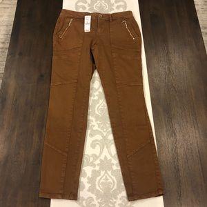 NWT White House Black market Skimmer size 2 pants
